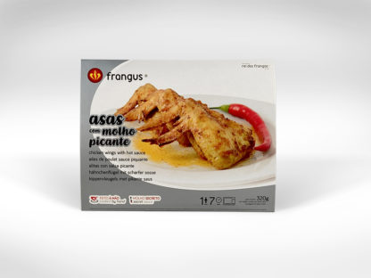 Chicken Wings Piri-piri Sauce, frangus, rei dos frangos, frangus food, chicken wings, portuguese food, mediterranean food, deep frozen ready meal