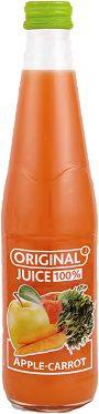 330ml apple-carrot NFC juice