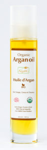 Pure Argan oil packed in Quality glass bottle of 100 ml certified