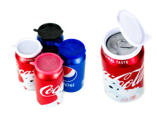 Beverage and Food Can Lids
