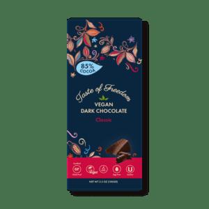 Fine Dark Chocolate, 85% Cocoa Solids