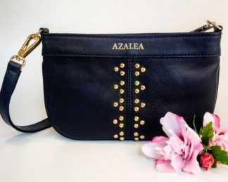 AZALEA artisan leather handbag model KATE