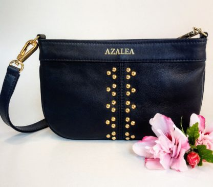 AZALEA artisan leather handbag model KATE