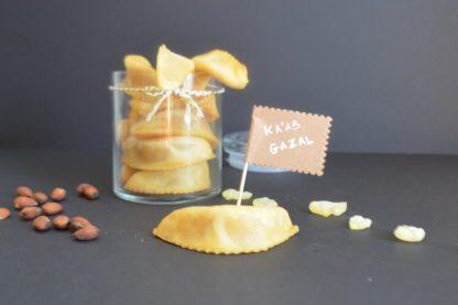 Moroccan Cookies - Cornes de Gazelles