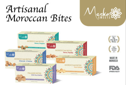 Moroccan Biscuits
