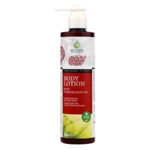Body Lotion Pomegranate Oil