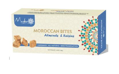 Moroccan Bites Almonds & Raisins