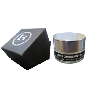 - EYE CONTOUR CREAM 15 ML DESCRIPTION Eye contour cream with an anti-wrinkle effect, nourishes an