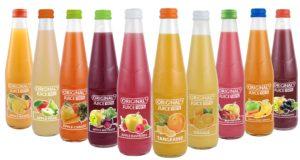 330ml apple-carrot-banana juice NFC