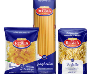 Pasta of durun wheat semolina
